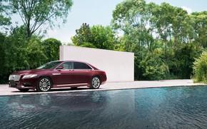 Picture auto, Lincoln, Continental, pool