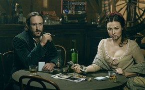 Picture Series, Money, Movie, Eva, Whiskey, Casino, Hell on Wheels, Mickey McGinnes
