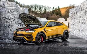 Picture Lamborghini, crossover, Urus, 800, Manhart, 2019, Manhart 800
