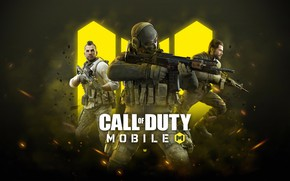 Picture Call Of Duty, Activision, Mobile, 2019, Tencent Games, Call Of Duty: Mobile