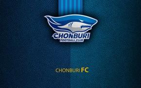 Picture wallpaper, sport, logo, football, Chonburi