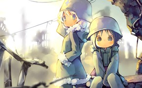 Picture girls, Made in Abyss, Created in the abyss