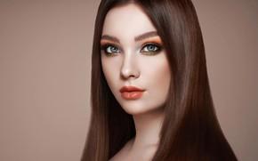 Picture eyes, look, girl, portrait, Sasha, Oleg Gekman, Alexander Brocca
