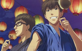 Picture lights, brothers, Super Lovers