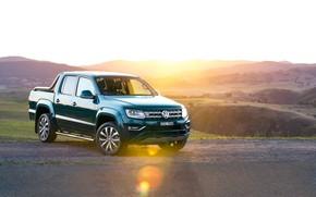 Picture Volkswagen, Jeep, Pickup, SUV, Amarok