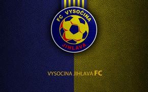 Picture wallpaper, sport, logo, football, Vysocina Jihlava