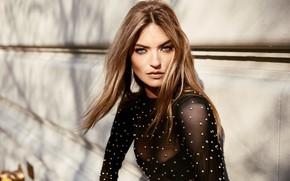 Picture look, model, hair, makeup, hairstyle, model, hair, look, Victoria's Secret, makeup, Martha Hunt, Martha Hunt, …