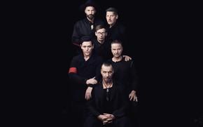 Picture Rammstein, Band, Till Lindemann, Till Lindemann, Paul Landers, Richard Z. Kruspe, Richard Kruspe, Paul Landers, …