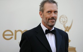 Picture look, Hugh Laurie, Hugh Laurie, actor, musician, actor, writer, writer, musician, writer, screenwriter, аctor
