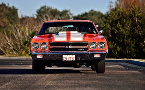 Picture Chevrolet, Muscle, Chevy
