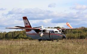 Picture The plane, Your photo, L-410UVP, L-410, L410 UVP, Let L-410 «Turbolet», «Turbolet», L-410УВП
