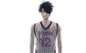Picture form, guy, Kuroko's Basketball, Kuroko from the Baske