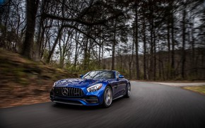 Picture 2018, GT C, Mercedes-Benz AMG