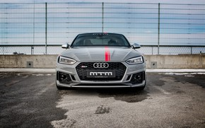 Picture Audi, front view, RS5, Coupe, 2018, MTM, RS5-R, RS 5