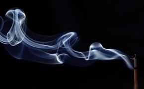 Picture background, smoke, shadow