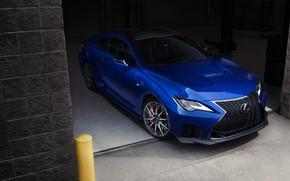 Picture Lexus, RC F, 2019