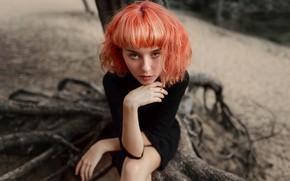 Picture girl, piercing, Aleks Five, Anya Chernoff