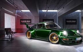 Picture 911, Porsche, RWB, 2019