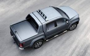 Picture Volkswagen, top, pickup, Amarok, Double Cab, 2016, Aventura