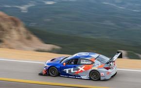 Picture Road, Acura, Spoiler, Acura TLX, Pikes Peak International Hill Climb