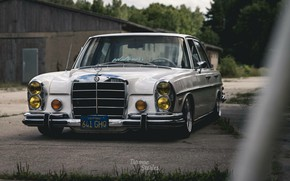 Picture Front, Vehicle, Mercedes - Benz, W108, 280SE