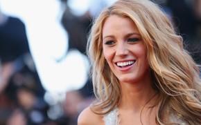 Picture look, girl, smile, model, makeup, actress, blonde, girl, photoshoot, blue-eyed, model, hair, blonde, actress, Blake …