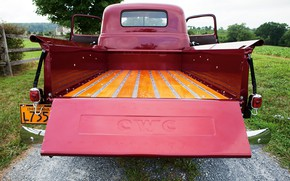 Picture 150, body, pickup, GMC, 1949, feed, Board, Pickup Truck, GMC 150