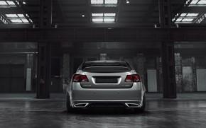 Picture Auto, Lexus, Machine, Grey, Render, Silver, Lexus GS, Transport & Vehicles, by Stanislav Cheshuin, Stanislav …