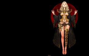 Picture the game, fantasy, art, Sorcerer, costume design, jungmin jin /dospi