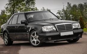 Picture Mercedes-Benz, E500, W124