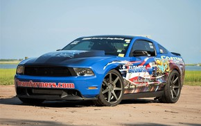 Picture Ford, Ford Mustang, Ford Mustang, Muscle Car