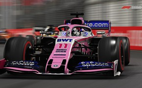 Picture Racing Point RP19, F1 2019, Racing Car