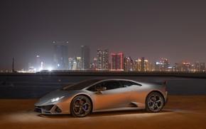 Picture Lamborghini, supercar, Evo, Huracan, 2019, Lamborghini Huracan Evo