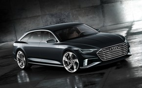 Picture Concept, background, Audi, dark, universal, Before, 2015, Prologue