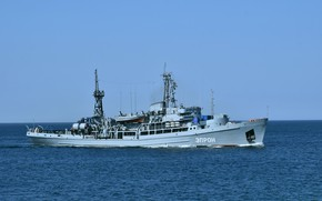 Picture The black sea, vspomogatelny fleet, Эпрон