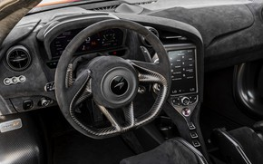 Picture McLaren, the wheel, 2020, 765LT