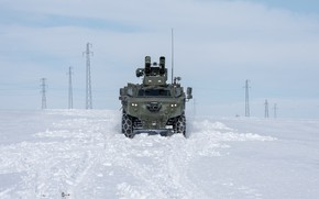 Picture turkey, military vehicle, 4X4, FNSS Pars