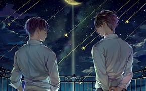 Picture night, guys, Eren, Shingeki No Kyojin, Attack of the titans, Levi