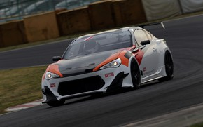 Picture Toyota, track, GT86, 2013, TRD, Griffon Project