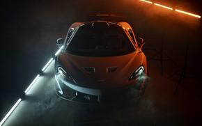 Picture McLaren, front, Novitec, 2020, 620R