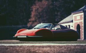 Picture Ferrari, Fantasy, Art, Concept Art, 246 GT, Ferrari Dino, Transport & Vehicles, Yenthe Lufin, Ferrari …