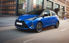 Picture Japan, Toyota, car, Discover The Toyota, runabout