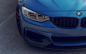 Picture BMW, Blue, F82, Adaptive LED