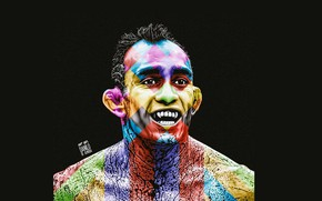 Picture Fighter, UFC, Tony Ferguson, El Cucuy