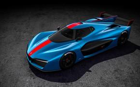 Picture 2018, Pininfarina, H2 Speed