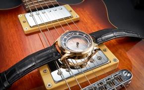 Picture Watch, wrist watch, Konstantin Chaykin, Konstantin Chaykin, Volatility, Levitas