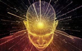 Picture rays, light, people, light, rays, man, epiphany, aura, aura, insight, enlightened, comprehended, постигший, просветленный