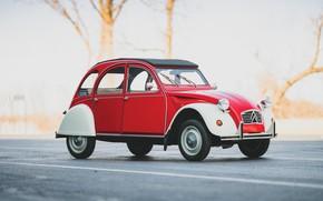 Picture Citroën, Special, 2CV6, 1975–90