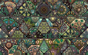 Picture background, pattern, texture, geometry, ornament