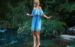 Picture Girl, dress, Denis Lankin, Polina Mihaylovskaya